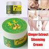 Massage Gingembre Cream Perte de poids Articles pour soins de la peau
