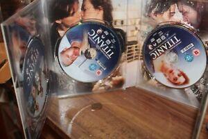 Titanic (DVD, 2005, 4-Disc Set) used