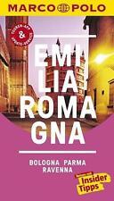 MARCO POLO Reiseführer Emilia-Romagna, Bologna, Parma, Ravenna (2017)