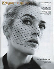 Kate Winslet on Magazine Cover January 2014