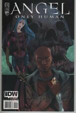 Angel Only Human #5 comic book Tv show series Gunn Illyria Joss Whedon
