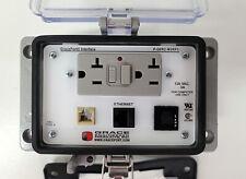 Grace Port Interface 12/4 RJ12/ Ethernet  P-Q6R2-M3RF3 ~ GFCI  ~ Type 4