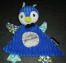 Doudou Peluche Plat Pingouin Frigos Bleu Les Déglingos TBE 2 dispo