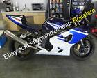 For Suzuki K4 GSX-R600 GSX-R750 04 2005 Blue White Bodywork ABS Motorcycle Cover