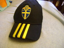Sweden Sverige cap head Adidas one size