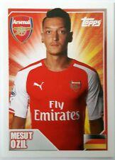 Merlins Premier league sticker Collection 2015 - #18 Mesut Ozil - Arsenal FC