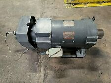 Ge General Electric Kinamatic Dc Motor 5cd174va011a001 15hp 17502300rpm 240v
