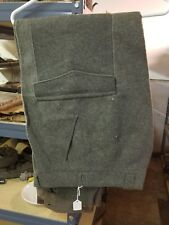 Wwii Swedish Army Military Pants Size 28