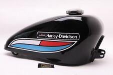 72XLRWB 1972 Harley AMF Ironhead Sportster Peanut Gas Tank DECALS XLH XLCH 1000