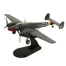 """HOBBY MASTER HA1813 1/72 BF 110E-2 """"OPERATION DONNERKUIL"""" G9+JM, 4 N.JG1, 1942"""