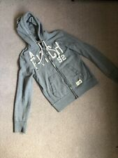 abercrombie and fitch A&F hoodie Grey Men's Women's Size Small.