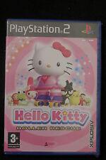 PS2 : HELLO KITTY ROLLER RESCUE - Nuovo, risigillato ! Dai 3 anni in su !