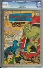 DETECTIVE COMICS #291 CGC 9.0 CR/OW PAGES // SHELDON MOLDOFF COVER/ART