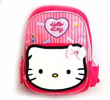 HELLO KITTY KID CHILDREN PRESCHOOL SCHOOL BACKPACK SHOULDER TODDLER GIRL BAG TOY