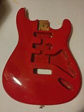 Epiphone guitar body