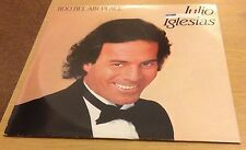 JULIO IGLESIAS 1100 Bel Air Place Vinyl LP Record (1984)