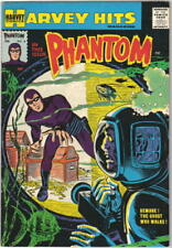 Harvey Hits The Phantom Comic Book #6 Harvey 1958 VERY FINE+