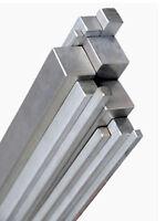 Aluminium Flat Bar 20mm, 30mm wide Grade 6061 Various Length, Thickness Free Cut