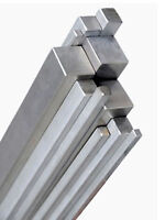 Metal Aluminium Flat Bar Rod Raw Material Industrial Mechanical Multiple lengths