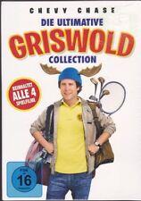 Die ultimative Griswold Collection 4 DVDs NEU OVP 4 Filme u.a Schöne Bescherung