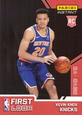 2018-19 Panini Instant NBA #FI-9 Kevin Knox Rookie Card Knicks - Only 350 made!