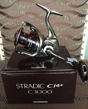 Shimano Stradic Ci4+ C3000 FB Spinnrolle