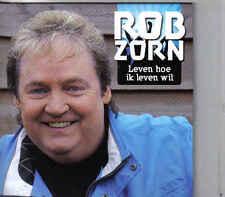 Rob Zorn-Leven Hoe Ik Leven Wil cd single