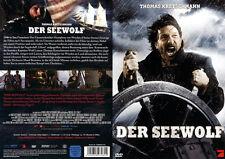Der Seewolf, mit Thomas Kretschmann  ca. 181 Min.  Filmlänge auf 2 DVD