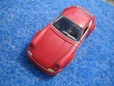 Porsche 911 S  Bburago ca 1:24 Metall Unvollendet n. komplett o. OVP kein 1:43