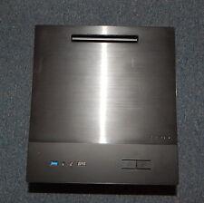 Antec ISK 600M ISK600M Black Aluminum / Plastic Micro ATX Computer Case R19338