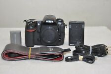 Nikon D300 12.3 MP Digital SLR Camera (Body Only)  w/Accessories - USA Model