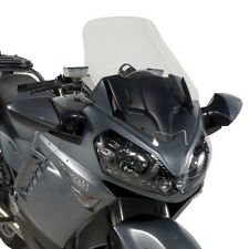 GIVI TRANSPARENT WINDSHIELD SCREEN 58x53cm KAWASAKI GTR 1400 2007-2015 D407ST