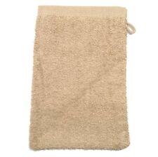 Nature Mark Waschlappen Sand Frottier Frottee Handtuch 15 x 21 cm
