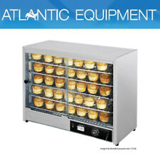 DH-805 Pie Warmer & Hot Food Display