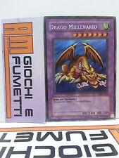 DRAGO MILLENARIO in italiano RARA SEGRETA originale YU-GI-OH!