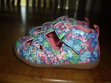 NEW Baby Girls Size 5 Carter's Every Step Stage 3 Walk Sandals Shoes