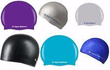 Articles de natation et d'aquagym multicolore en silicone