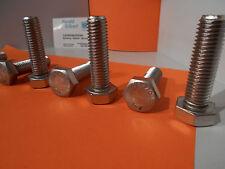 10 Stk Schraube V2A M 14 x 50 DIN 933
