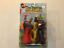 McFarlane Toys Beatles Yellow Submarine George w/Snapping Turk 2000 Sgt. Peppers
