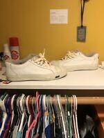 RARE🔥 Nike SB Zoom All Court, VINTAGE, 1970's Nike, Rare, White/Green, Size 8.5