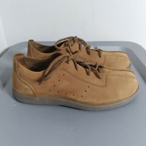 Crocs Men's Size 7 Shoes Brown Lace Up Performance Comfort Athletic Sneakers