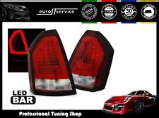FEUX ARRIERE ENSEMBLE LDCH16 CHRYSLER 300C 2005 2006 2007 2008 RED WHITE LED BAR