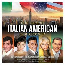 THE GREAT ITALIAN AMERICAN SONGBOOK - VARIOUS ARTISTS (NEW SEALED 3CD)