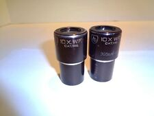 AMERICAN OPTICAL AO PAIRED 10X WF #146 EYEPIECES