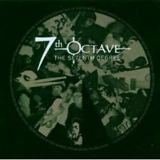325 // 7 TH 7TH OCTAVE THE SEVENTH DEGREE CD + DVD NEUF SOUS BLISTER