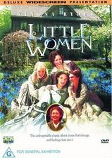 Little Women NEW R4 DVD