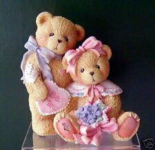 Cherished Teddies~~OLIVER & OLIVIA~~