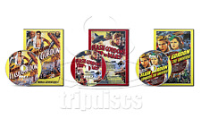 Flash Gordon Complete Movie Serial Cliffhanger Collection: Buster Crabbe (6 DVD)