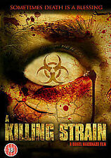 A Killing Strain (DVD, 2011) NEW AND SEALED