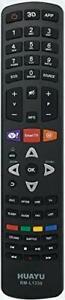HUAYU Télécommande de Remplacement pour Thomson TCL LCD TV RC310 RC311